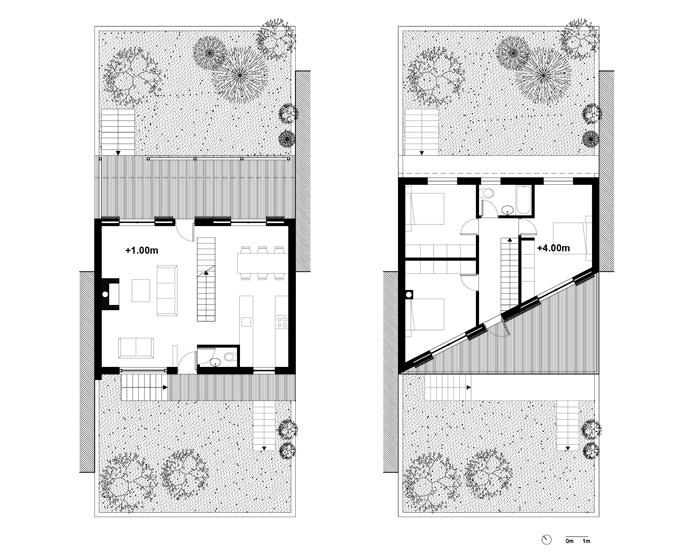 R House kostas r house - kostas r. house 03/11 the vacation house outsid